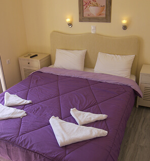 Captain Manolis Hotel Paros / Quadruple Room